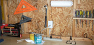 Electrical wiring for my husband's power tools