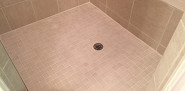 AFTER Shower regrout