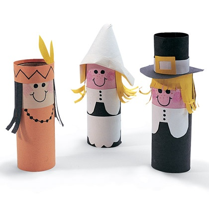 These are the Village People as made by Spoonful.com (photo credit: Spoonful.com). If they look good, it is because we did not make them.